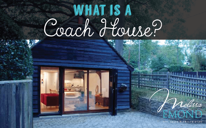 What 39 s a coach house and can you build one for How much to build a carriage house